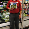 Assistant store  manager Matt desBouvier