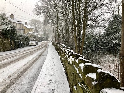 Snow in Riddlesden