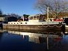 Boatyard near Crossflatts