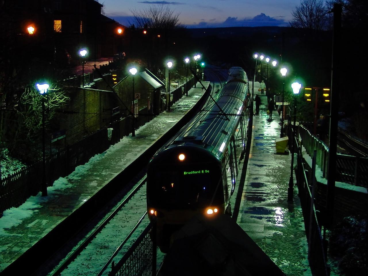 Saltaire Railway Station