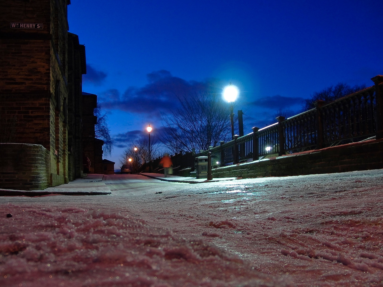 Icy Saltaire