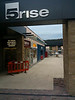 The new 5rise shopping area in Bingley a few weeks before fully opening.