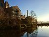 Five Rise Locks at Bingley