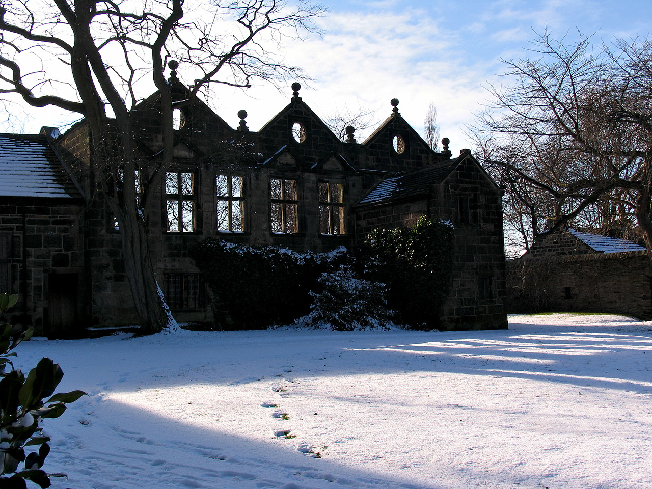 East Riddlesden Hall, Keighley.