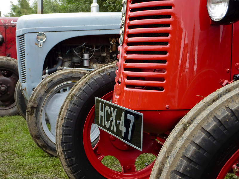 1953 David Brown Cropmaster Tractor