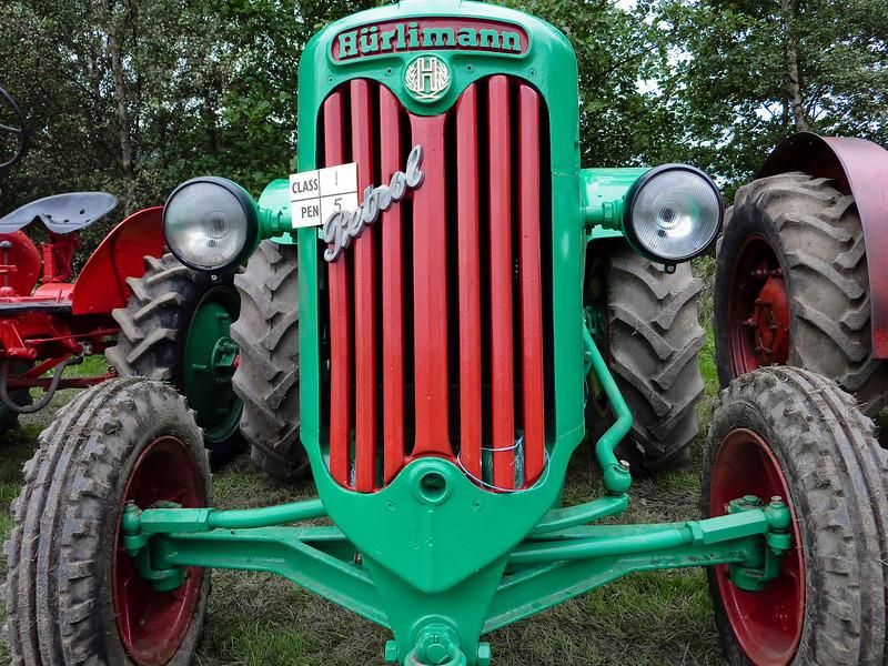 Hürlimann Petrol Tractor