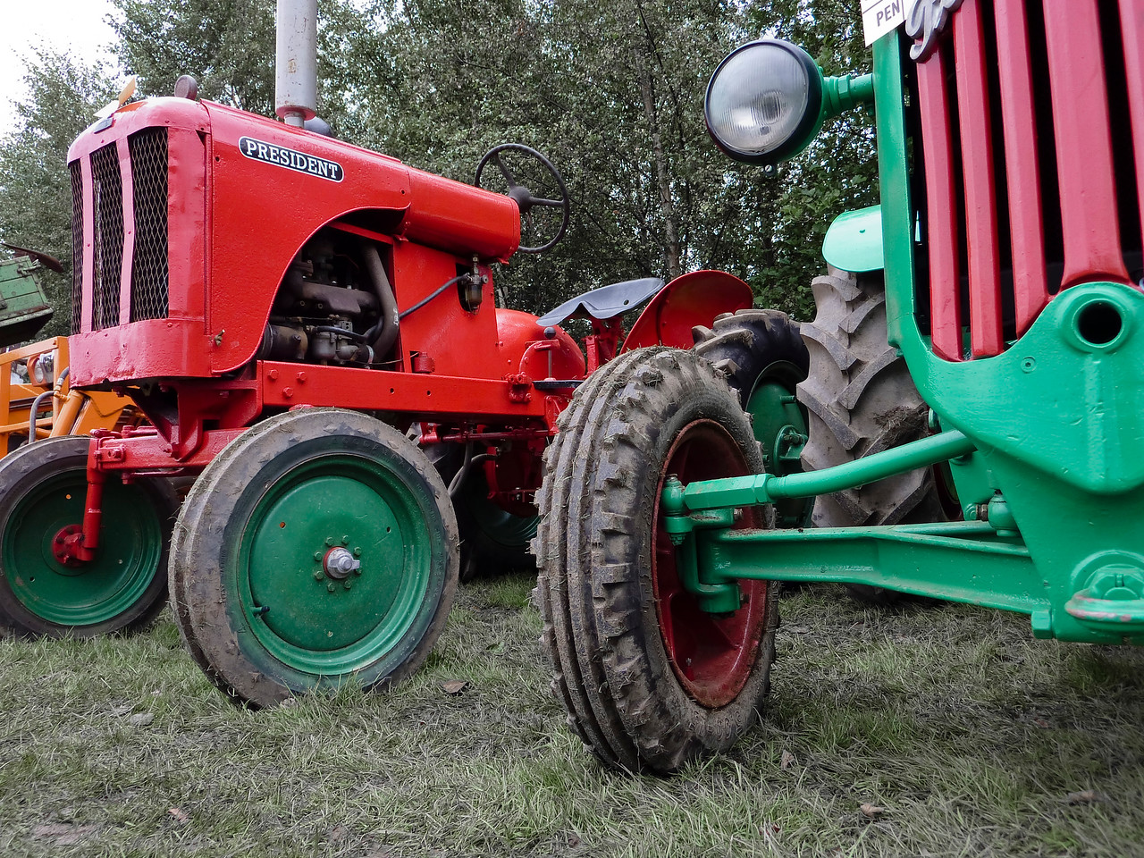 President Tractor