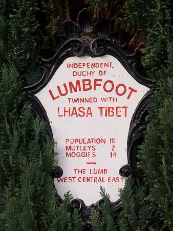Stanbury and Lumbfoot