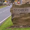 Entering Stanbury