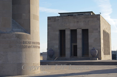 Liberty Memorial.  Kansas City, Missouri