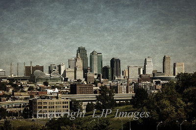 Downtown Kansas City.