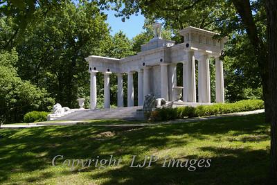 Swope Memorial. Kansas City, Missouri
