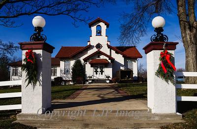 Longview church.  Kansas City, Missouri