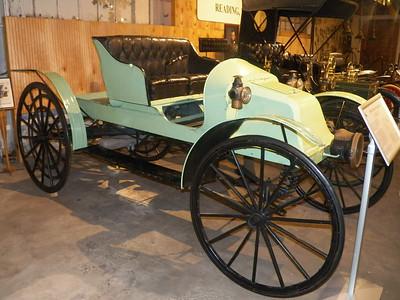 1908 Duryea Buggyout