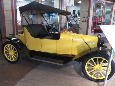 1914 Dile Model A roadster