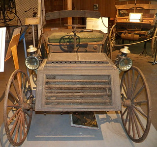 car built by James F Hill of Fleetwood, PA