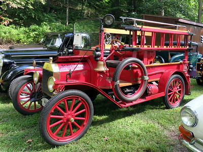 1913 fire engine
