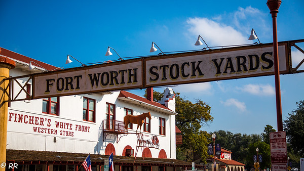 Stock Yards - Fort Worth