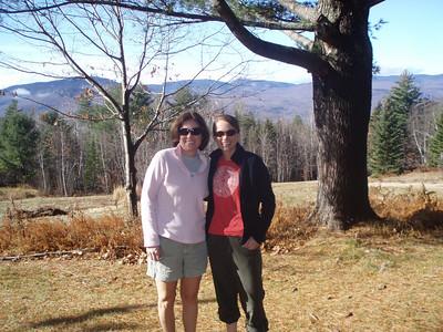 Hike in NH - Nov 09