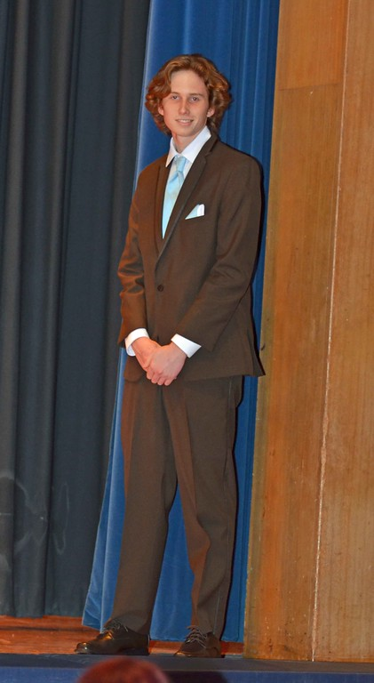 . Paul DiCicco - The News-Herald Phootos from the 2018 Wickliffe High School Prom Fashion Show on Feb 11.  Sponsors were Sun Rental, Chick-fil-a, and American Commodore Tuxedo in Mentor, Salon Lofts of Mayfield Heights, and Salon Soleil of Willoughby.
