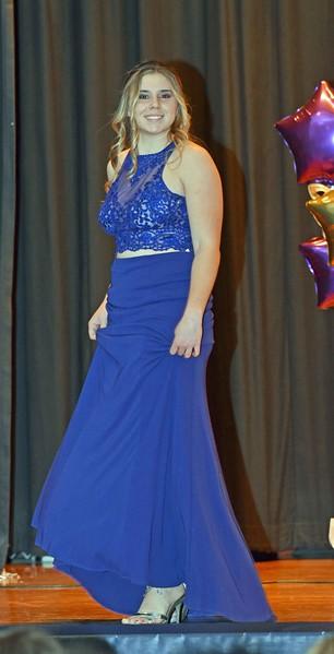 02112018 Wickliffe High School Prom Fashion Show