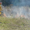 "Frohring Meadows Park, located at 16780 Savage Road in Bainbridge Township, held a ""prescribed fire"" April 15. {Photo by Chad Felton, The News-Herald}"