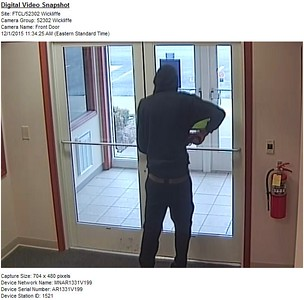 120115 Wickliffe  bank robbery