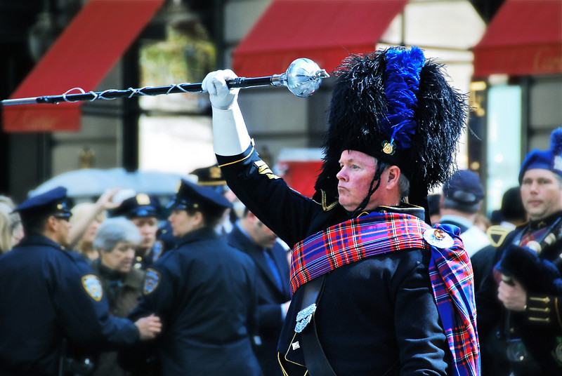 3/17/10 - NYC St Patrick's Day Parade 2010