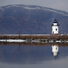 Tarrytown lighthouse aka the Kingsland Point Lighthouse