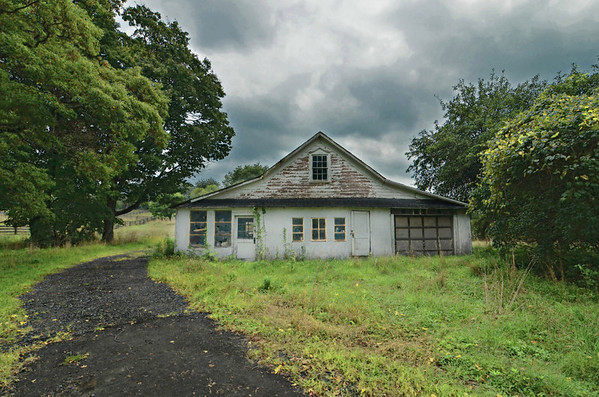 Abandoned Horse Farm in Franklyn, NJ