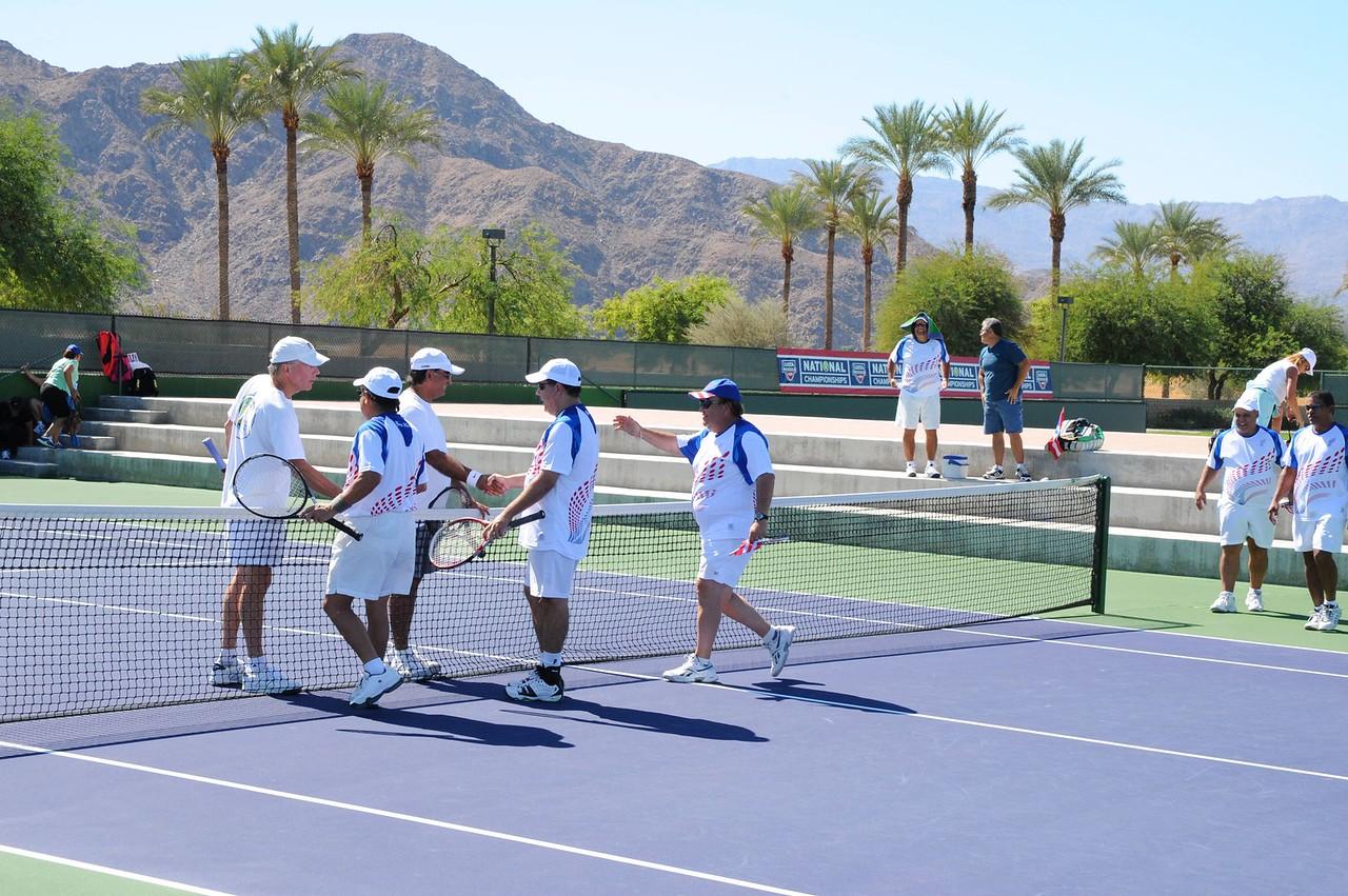 Alpine Hills Tennis National Championship Team