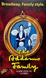 Aronoff Tour - Addams Family