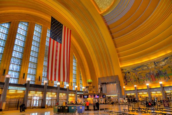 Union Terminal rotunda
