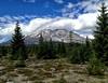 Mount Saint Helens, northeast view