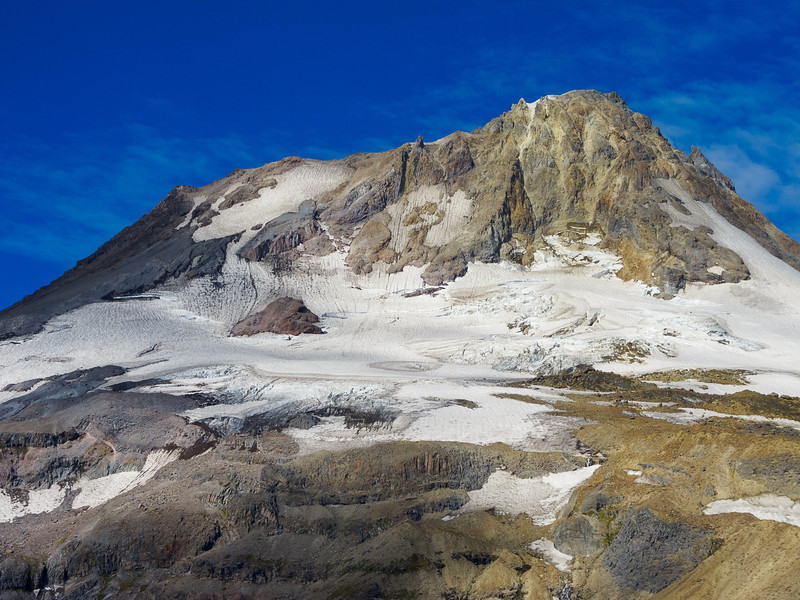 Mount Hood, east face