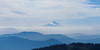 Mount Jefferson as seen from Mount Hood