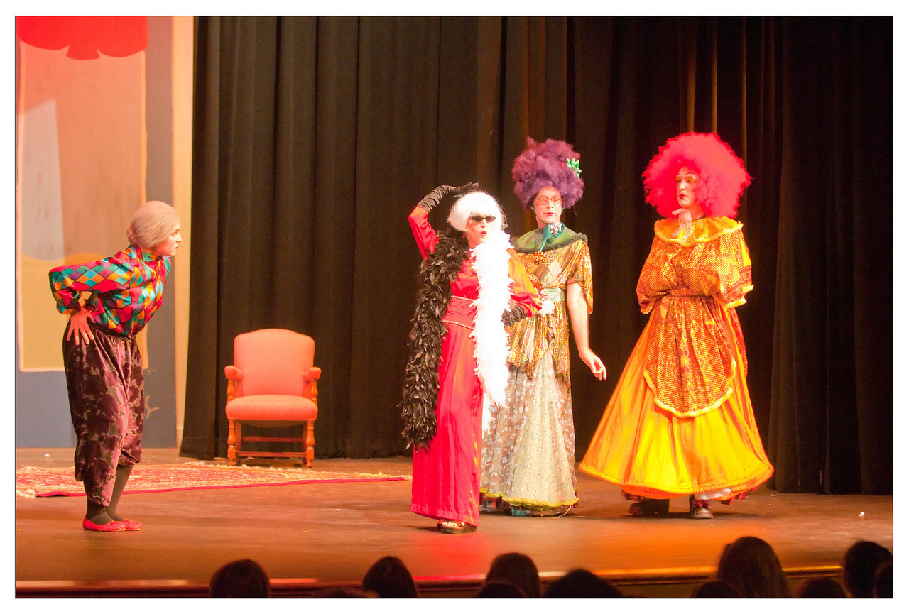 Castilleja Pantomime 1/ 125s, at f/2.8 || E.Comp:-3 / 6 || 70mm || WB: AUTO 0. || ISO: 2200 || Tone:  || Sharp:  || Camera: NIKON D300on: 2008:12:06 21:07:50