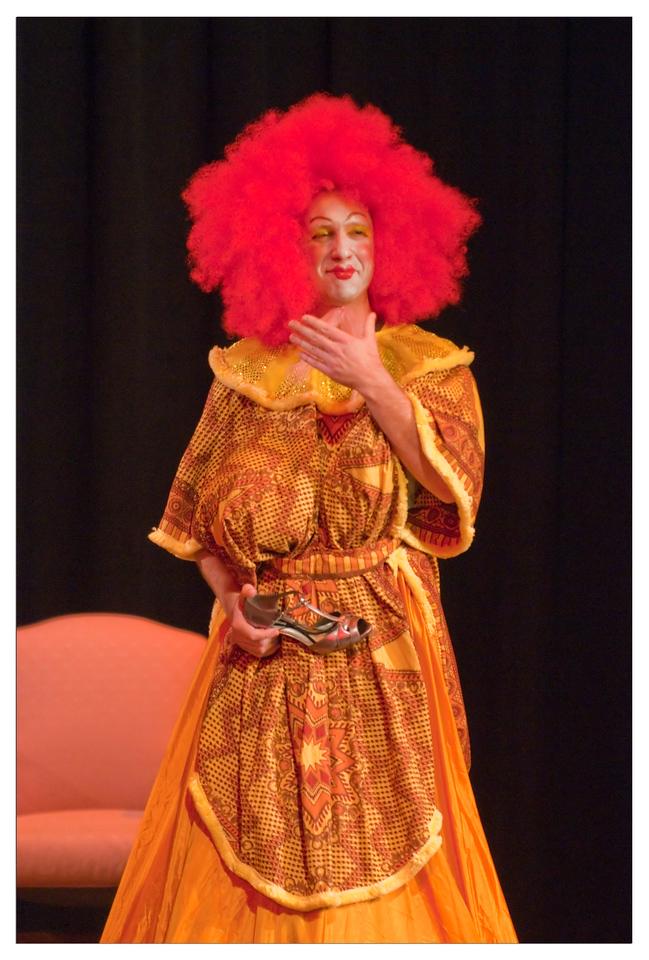 Castilleja Pantomime 1/ 350s, at f/2.8 || E.Comp:-3 / 6 || 200mm || WB: AUTO 0. || ISO: 2200 || Tone:  || Sharp:  || Camera: NIKON D300on: 2008:12:06 21:14:34