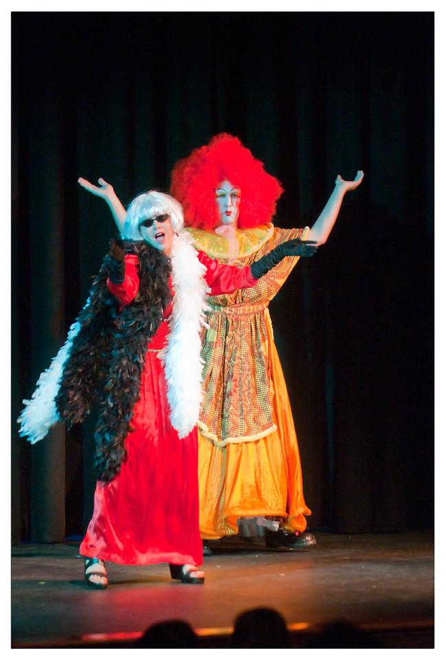Castilleja Pantomime 1/ 250s, at f/2.8 || E.Comp:-3 / 6 || 105mm || WB: AUTO 0. || ISO: 2200 || Tone:  || Sharp:  || Camera: NIKON D300on: 2008:12:06 20:47:55