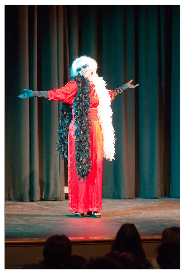 Castilleja Pantomime 1/ 90s, at f/2.8 || E.Comp:-3 / 6 || 105mm || WB: AUTO 0. || ISO: 2200 || Tone:  || Sharp:  || Camera: NIKON D300on: 2008:12:06 20:46:57