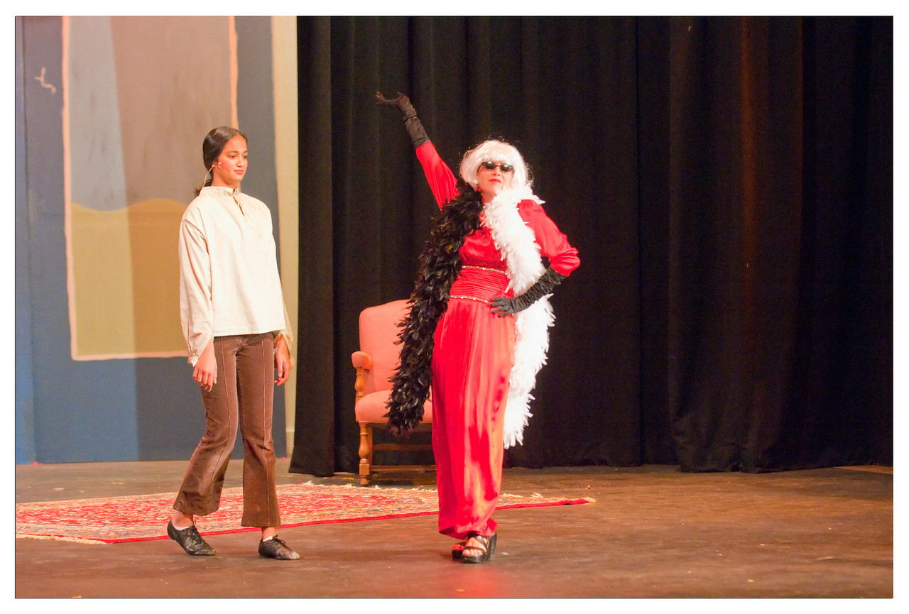 Castilleja Pantomime 1/ 250s, at f/2.8 || E.Comp:-3 / 6 || 98mm || WB: AUTO 0. || ISO: 3200 || Tone:  || Sharp:  || Camera: NIKON D300on: 2008:12:06 20:39:13