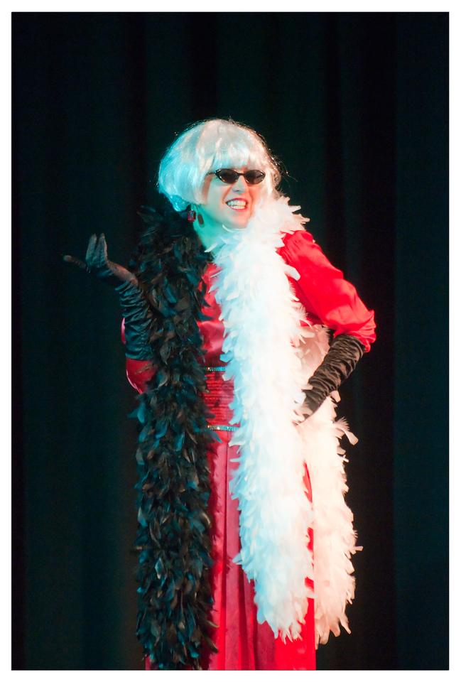Castilleja Pantomime 1/ 250s, at f/2.8 || E.Comp:-3 / 6 || 200mm || WB: AUTO 0. || ISO: 2200 || Tone:  || Sharp:  || Camera: NIKON D300on: 2008:12:06 21:53:14
