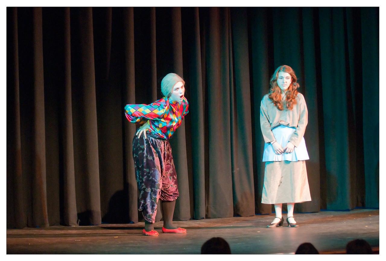 Castilleja Pantomime 1/ 125s, at f/2.8 || E.Comp:-3 / 6 || 82mm || WB: AUTO 0. || ISO: 2200 || Tone:  || Sharp:  || Camera: NIKON D300on: 2008:12:06 21:06:14
