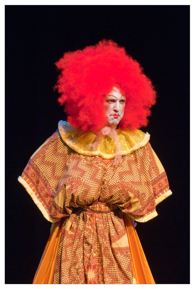 Castilleja Pantomime 1/ 125s, at f/2.8 || E.Comp:-3 / 6 || 200mm || WB: AUTO 0. || ISO: 2200 || Tone:  || Sharp:  || Camera: NIKON D300on: 2008:12:06 20:52:53