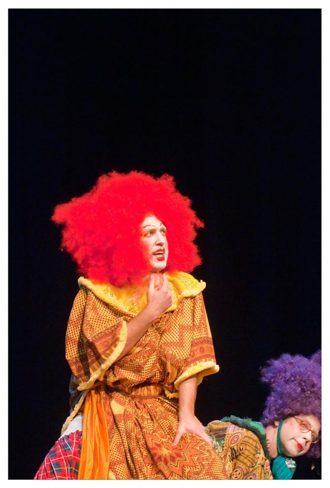 Castilleja Pantomime 1/ 125s, at f/2.8 || E.Comp:-3 / 6 || 160mm || WB: AUTO 0. || ISO: 2200 || Tone:  || Sharp:  || Camera: NIKON D300on: 2008:12:06 20:54:32