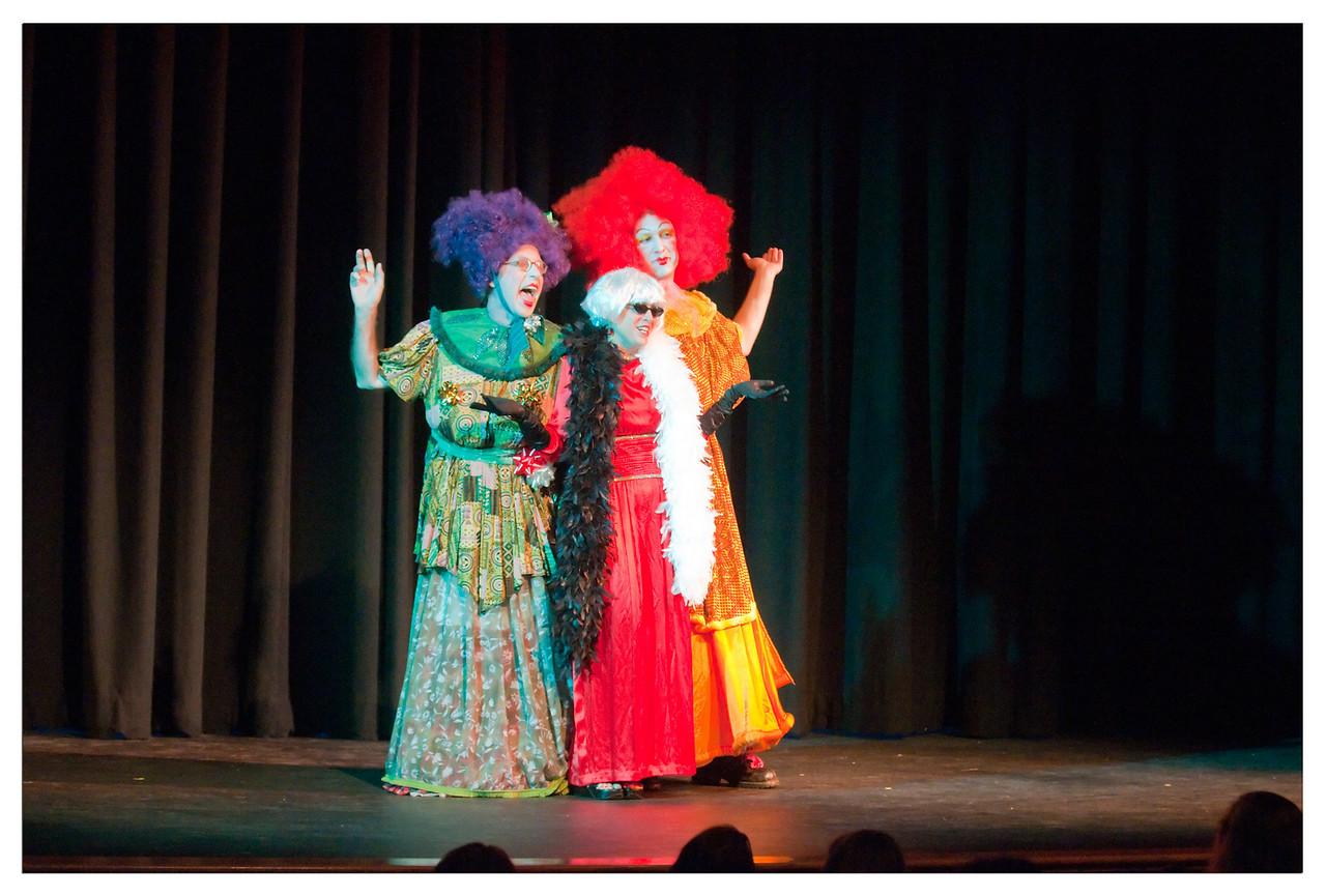 Castilleja Pantomime 1/ 250s, at f/2.8 || E.Comp:-3 / 6 || 70mm || WB: AUTO 0. || ISO: 2200 || Tone:  || Sharp:  || Camera: NIKON D300on: 2008:12:06 20:47:19