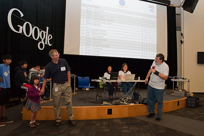 First Lego League Google Qualifier