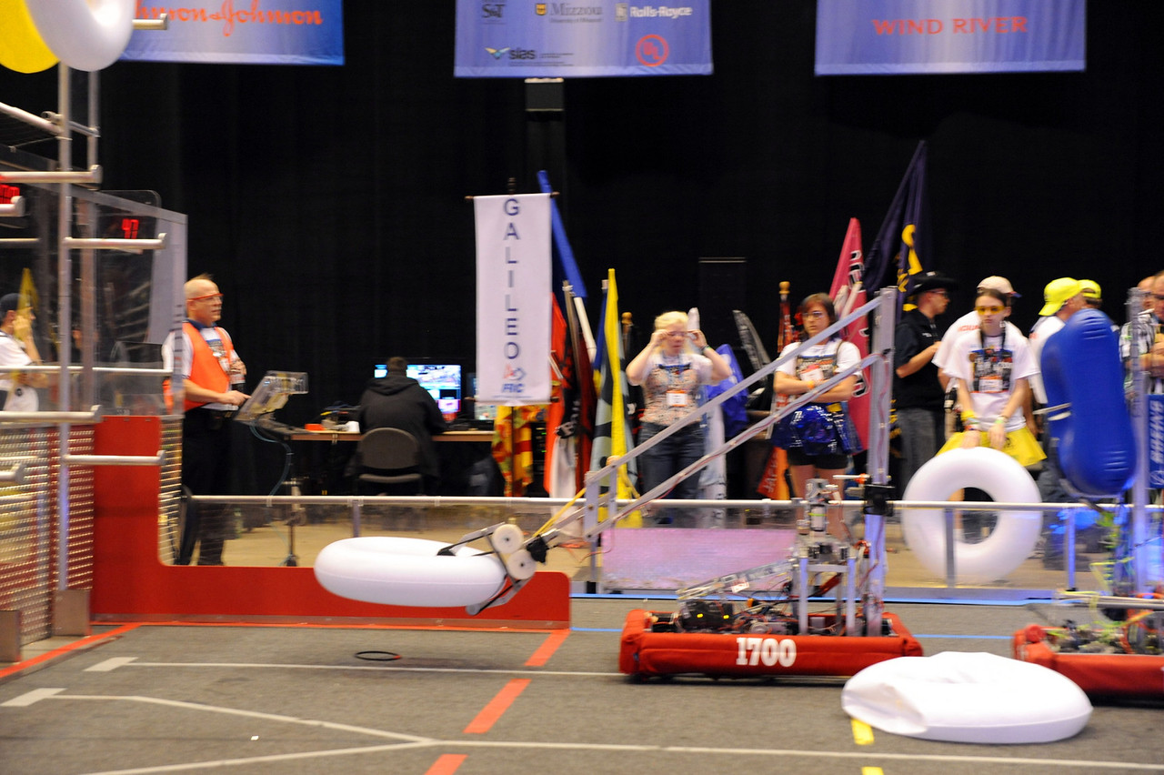 Gatorbotics Nationals 2011