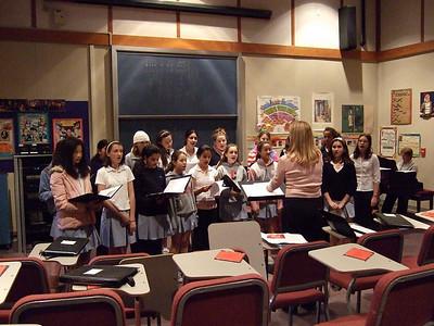 Chorus Rehearsal