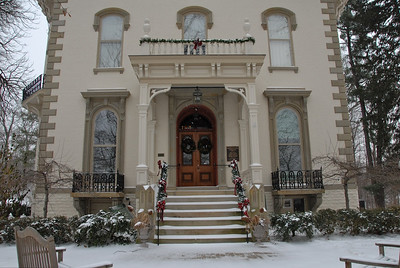 Promont House Winter